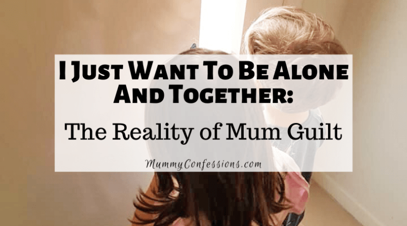 mum guilt what is it