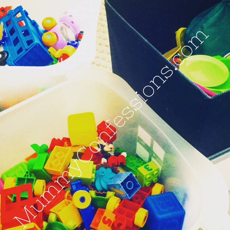 Holiday, holidays, drama, Toys, cleaning, mess, storage, organisation, sorting, baby, Parenting, motherhood