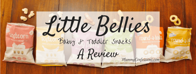 Little Bellies Snacks: Review