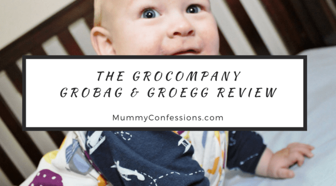 The Gro Company: GroBag & GroEgg ~ A Review and Overview