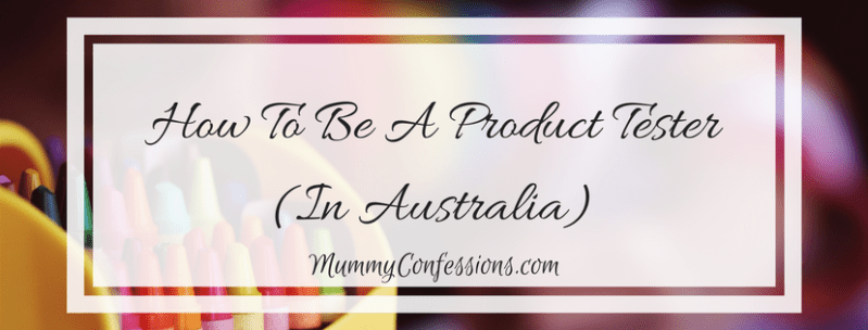 How to Be a Product Tester (In Australia)