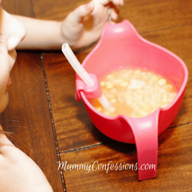 Bbox, baby food, soup, food