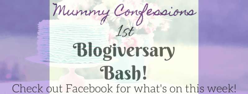 Blogiversary Week!
