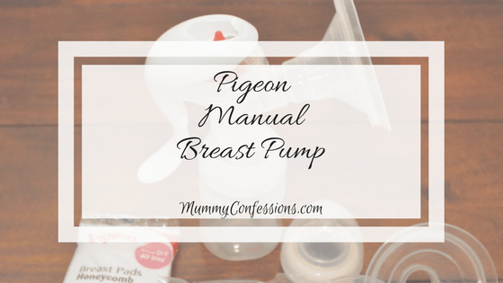 Pigeon Manual Breast Pump: Efficient Manual Pump