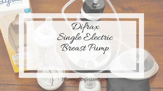 Difrax BtoB Breast Pump: A Unique and Hands-Free Pump