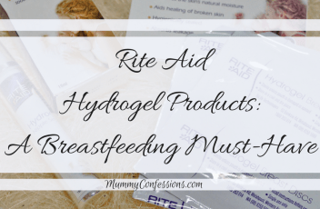 Rite Aid Hydrogel Products_ A Breastfeeding Must-Have