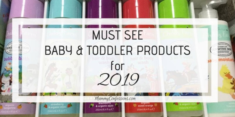 Must See Baby Products for 2019!