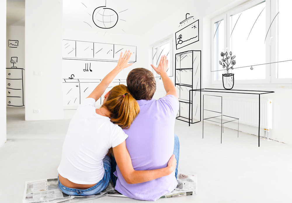 Family checklist when buying a new house