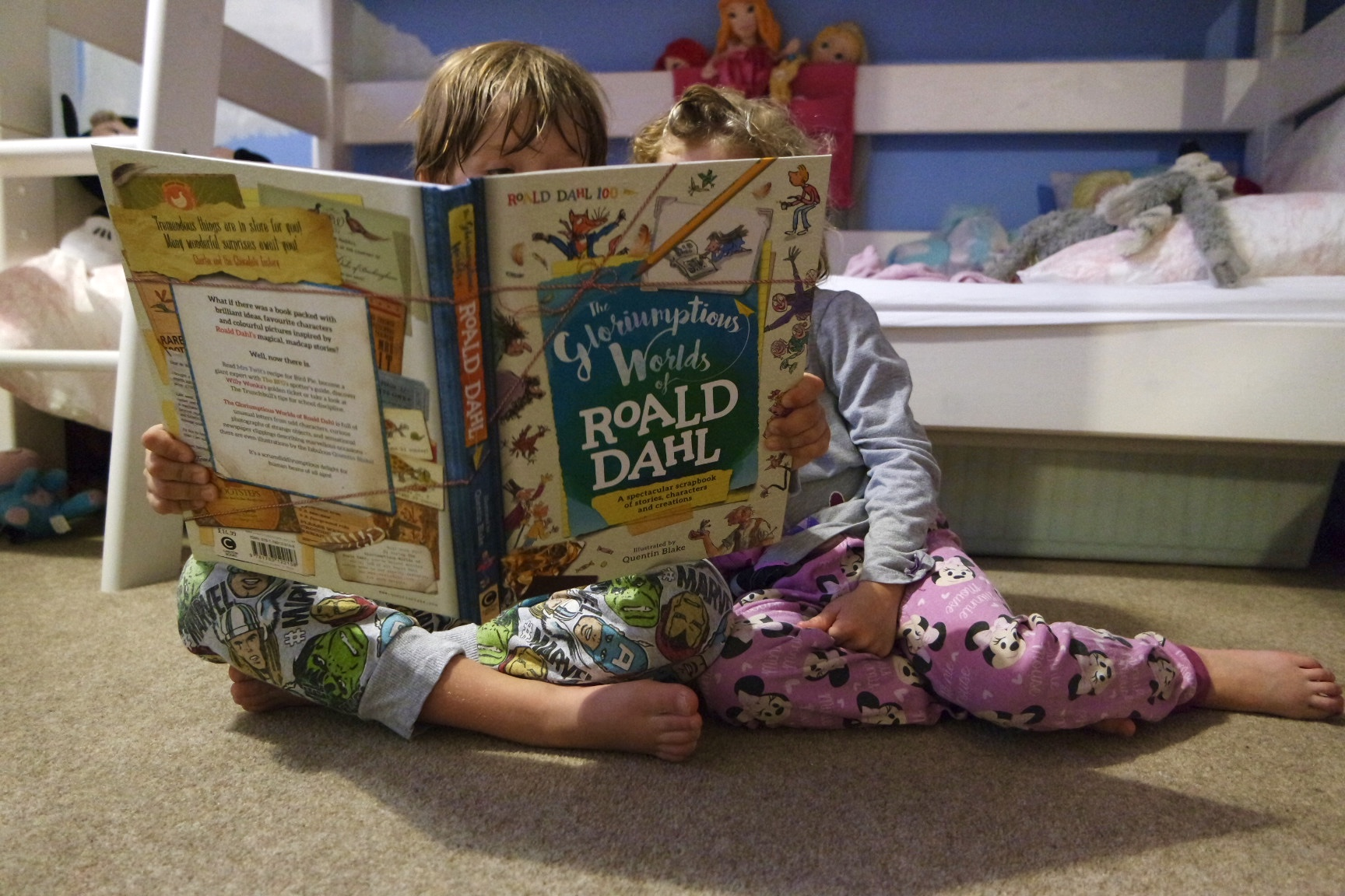 Celebrating 100 years of Roald Dahl #Competition #RoaldDahlDay