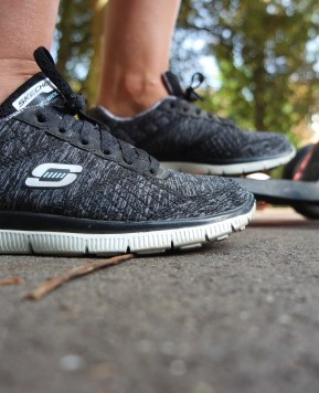 Getting fit with the right footwear
