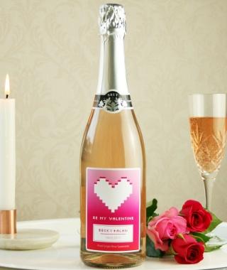 Bottle Bazaar Valentine's giveaway: win sparkling rose