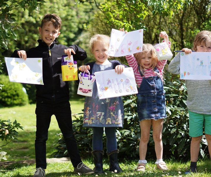 Cadbury's Great British Egg Hunt at home