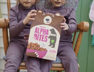 BEAR Alphabites: a happy by nature breakfast for kids