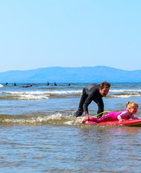 Why surfing is a great sport for your kid to learn