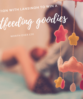 Win a range of breastfeeding goodies from Lansinoh worth £50
