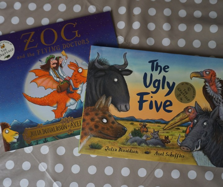 Exciting children's stories from Julia Donaldson