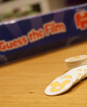 Disney's Guess the film family game