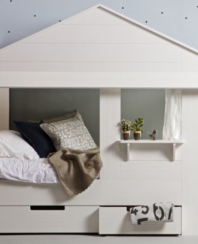 Saving space in your little ones bedroom
