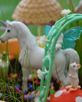 My Unicorn garden – create your own garden #NationalUnicornDay