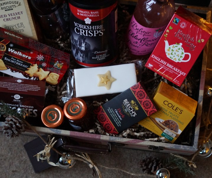 The perfect Christmas Hamper for your family
