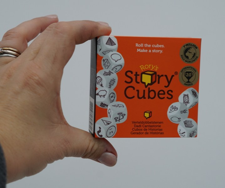 Rory's Story Cubes – making stories fun