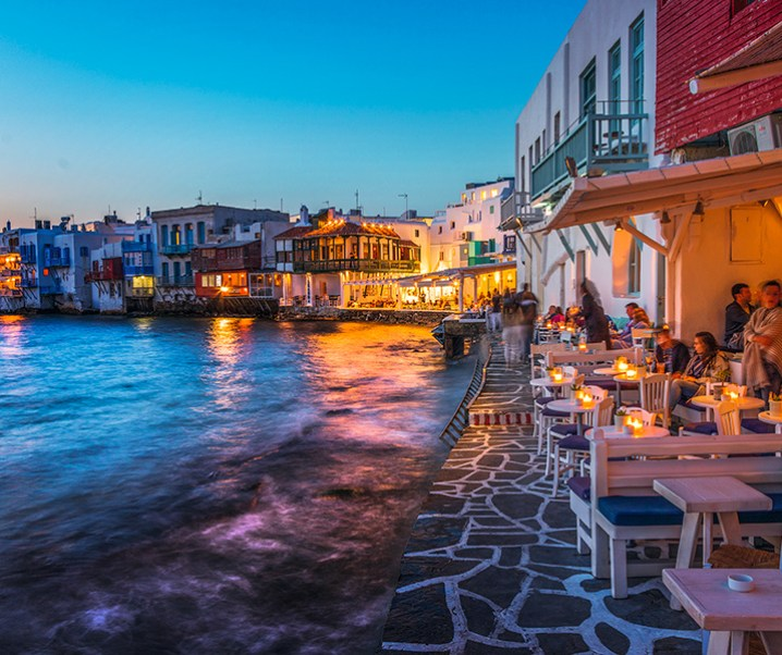 Spend a memorable time in Mykonos