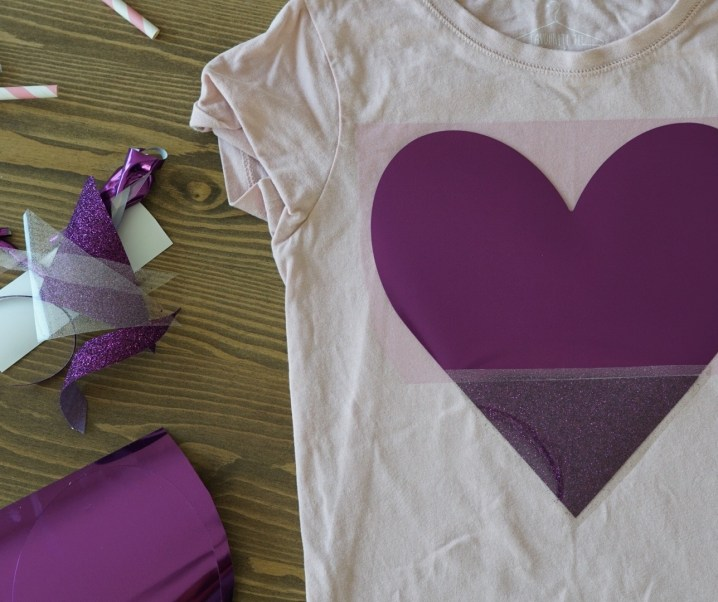 My iron-on project with Cricut Easypress 2 #ad
