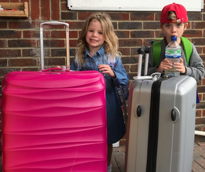 Things to look out for when booking family flights