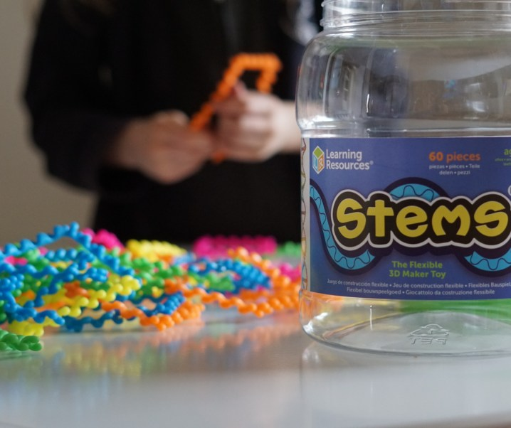 Creating 3D objects with Stems® #review