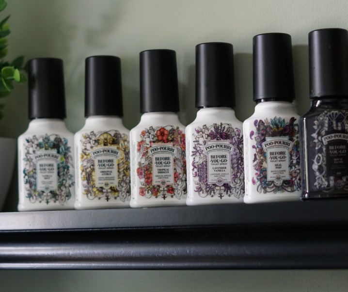 Win a travel set of Poo-Pourri toilet spray #competition