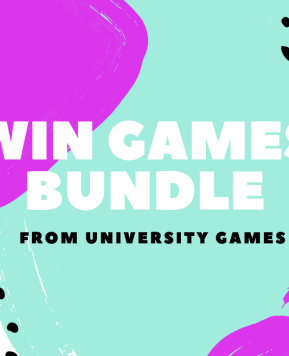 Win a Smart Ass mini games bundle with University Games