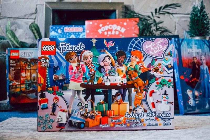Friends LEGO advent calendar
