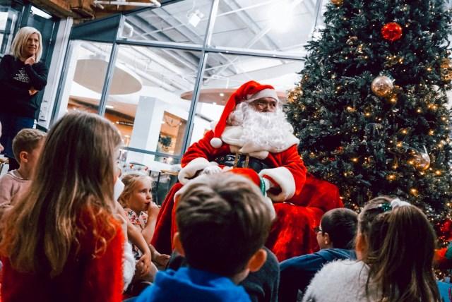 Santa story