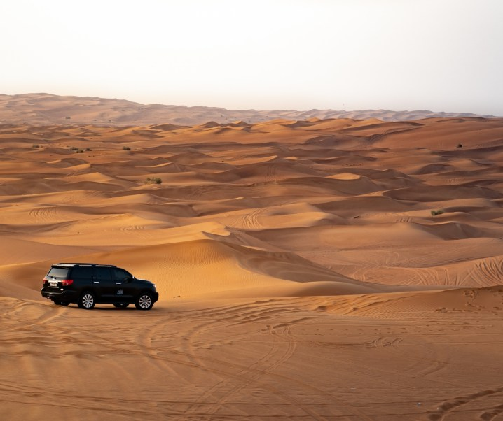 The World's most exhilarating desert experiences