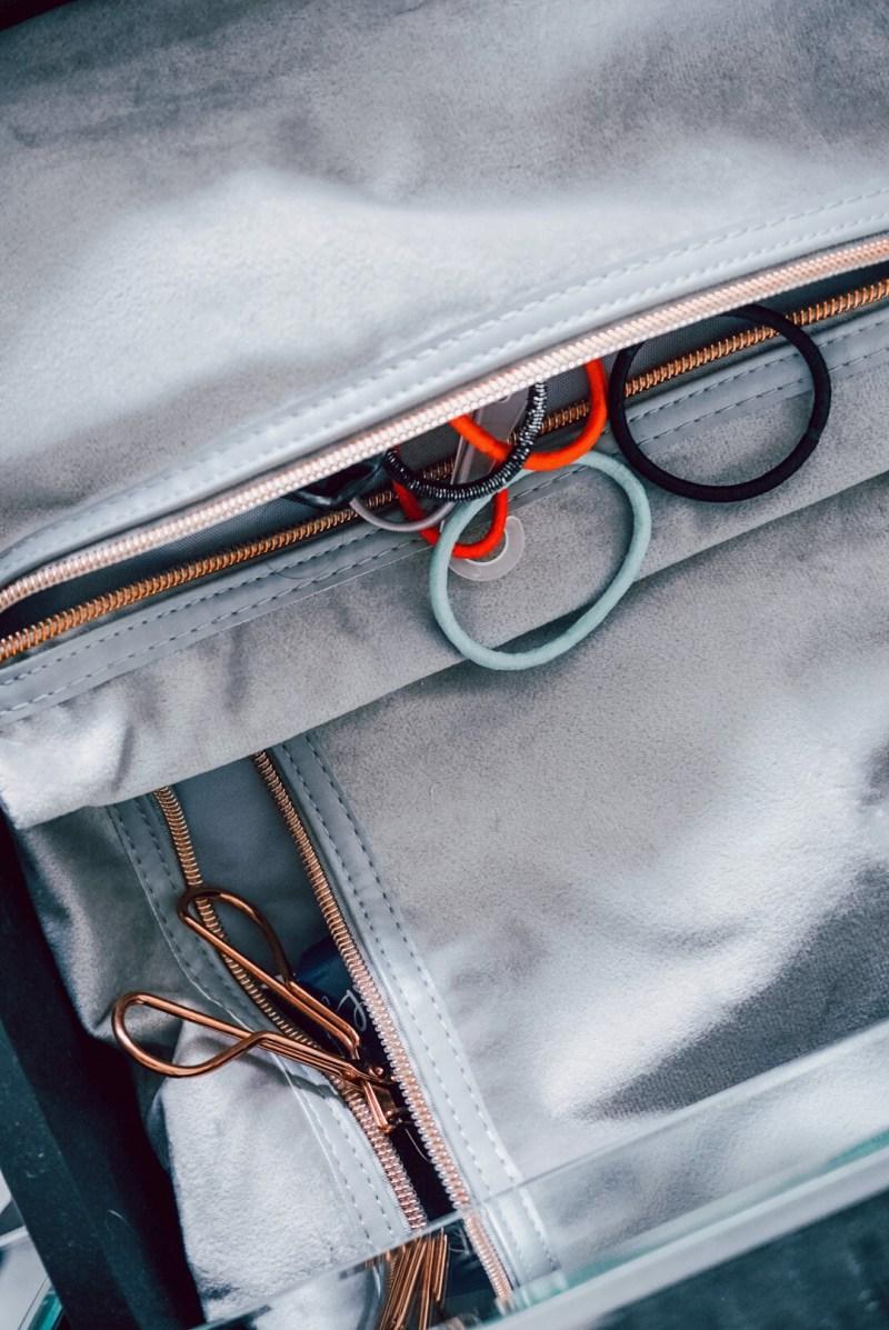 Luggage Organiser