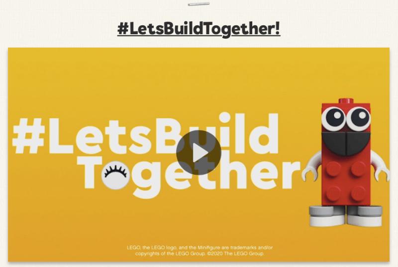 #letsbuildtogether