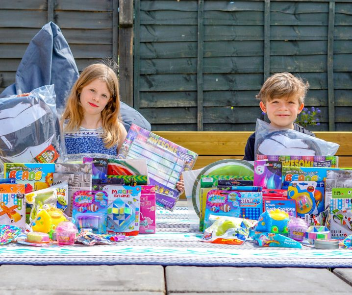 Win a bundle of toys from Toys for a Pound