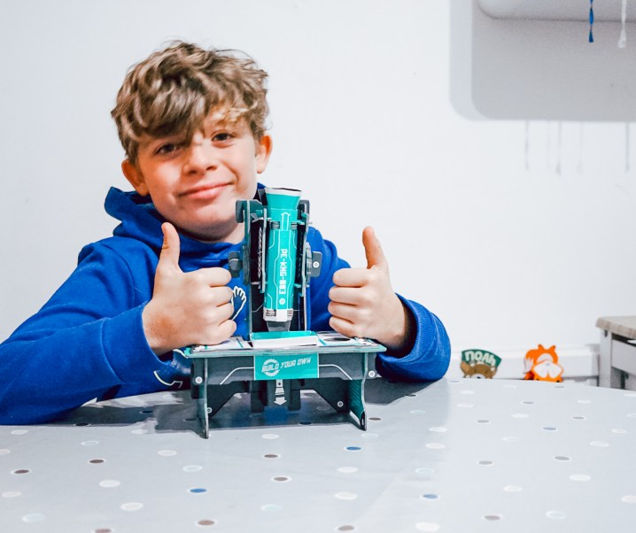 The ultimate build your own microscope review