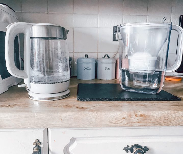 Cleaning hack for your old kettle with BRITA