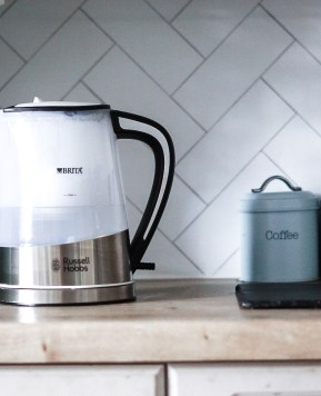 A cleaner cuppa with the amazing BRITA Filter Purity kettle