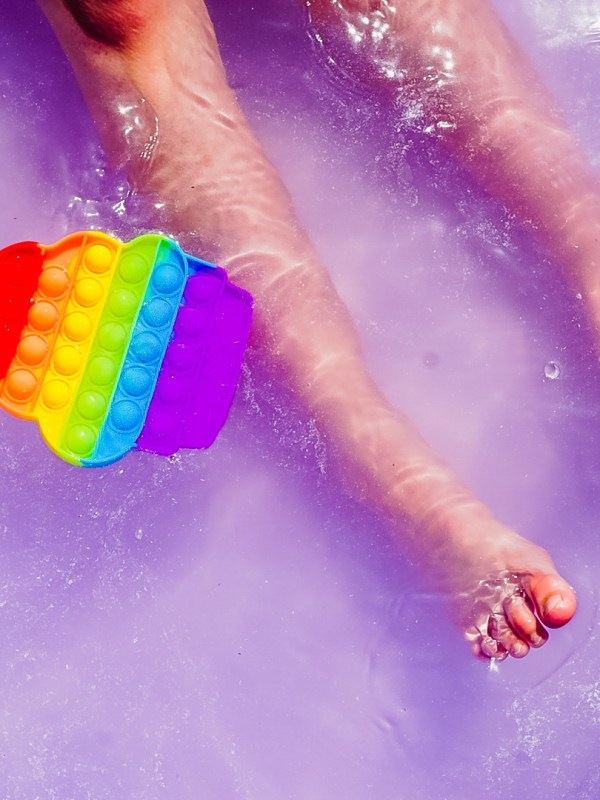 Great tips for making the paddling pool fun this Summer