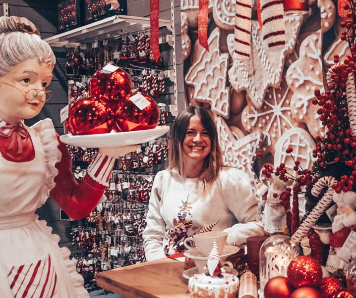 4 Amazing themes of Christmas at Frosts Garden Centre