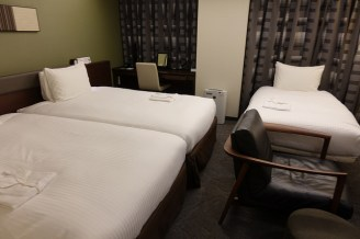 Richmond Hotel Tenjin Richmond Double Room Family Room