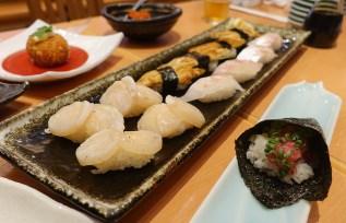 sushi no hyotan fukuoka tenjin