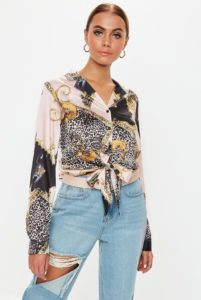 Missguided Blouse