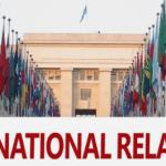 My Logo: International Relations