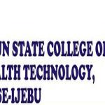 My Logo:Ogun State School of Health Technology