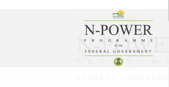 My logo:Npower Agro Recruitment