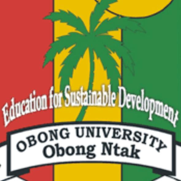 My Logo: Obong University Post UTME