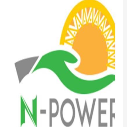 My Logo :Npower Application Portal